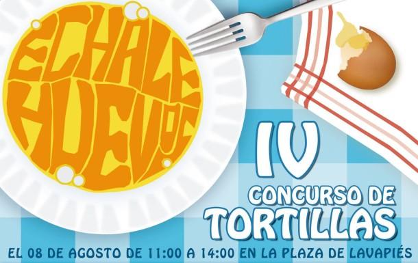 IV concurso de tortillas