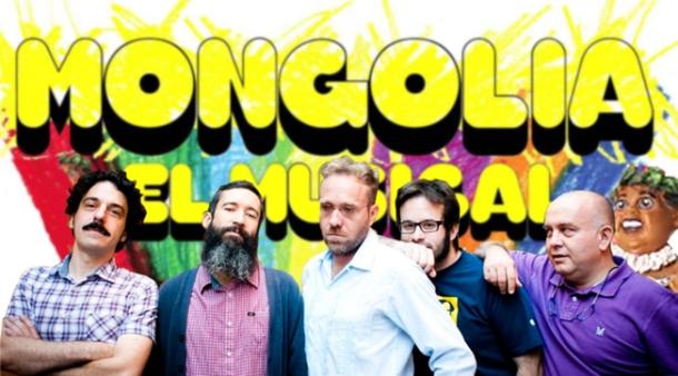mongolia, el musical